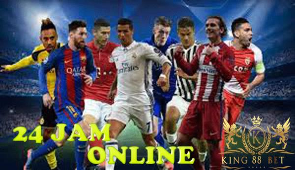 Judi Bola Online Terbaik di indonesia